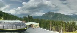 Archived image Webcam Schöneben ski resort: View base station Höllental 08:00
