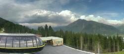 Archived image Webcam Schöneben ski resort: View base station Höllental 12:00