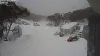 Archiv Foto Webcam Skigebiet Mount Baw Baw - Talstation Nordic Bowl 08:00
