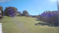 Archiv Foto Webcam Skigebiet Mount Baw Baw - Abfahrt Hut Roll 02:00