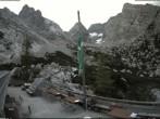 Archiv Foto Webcam Berchtesgadener Alpen - Blaueishütte 02:00