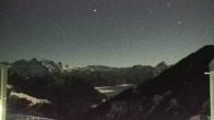 Archiv Foto Webcam Jenner: Bergstation 22:00