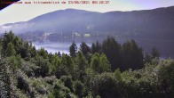 Archiv Foto Webcam Blick auf den Titisee vom Westufer 07:00