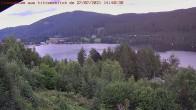 Archiv Foto Webcam Blick auf den Titisee vom Westufer 08:00