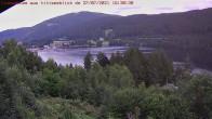 Archiv Foto Webcam Blick auf den Titisee vom Westufer 10:00