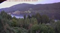 Archiv Foto Webcam Blick auf den Titisee vom Westufer 17:00