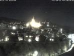 Archived image Webcam City of Neustadt, Black Forest 23:00