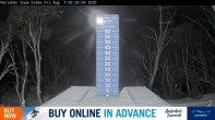 Archived image Perisher: Snow Stake Webcam 18:00