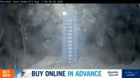 Archived image Perisher: Snow Stake Webcam 00:00