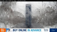 Archived image Perisher: Snow Stake Webcam 04:00