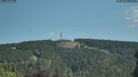Archiv Foto Webcam Hahnenklee: Blick auf den Bocksberg 08:00