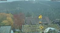 Archiv Foto Webcam Hahnenklee: Blick auf den Bocksberg 02:00