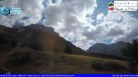 Archiv Foto Webcam Skigebiet Prati di Tivo - Blick auf die Piste 08:00