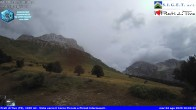 Archiv Foto Webcam Skigebiet Prati di Tivo - Blick auf die Piste 10:00
