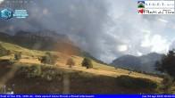 Archiv Foto Webcam Skigebiet Prati di Tivo - Blick auf die Piste 12:00