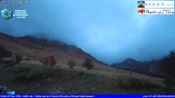 Archiv Foto Webcam Skigebiet Prati di Tivo - Blick auf die Piste 01:00