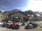 Archiv Foto Webcam Stuben am Arlberg: Hotel Après Post 04:00