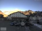 Archiv Foto Webcam Stuben am Arlberg: Hotel Après Post 08:00