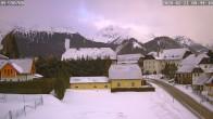 Archiv Foto Webcam Hohentauern Dorf 02:00