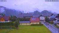 Archiv Foto Webcam Hohentauern Dorf 08:00