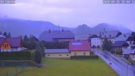 Archiv Foto Webcam Hohentauern Dorf 10:00