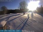 Archiv Foto Webcam Skigebiet Piane di Mocogno - Mittelstation 1 02:00