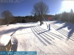 Archiv Foto Webcam Skigebiet Piane di Mocogno - Mittelstation 1 04:00