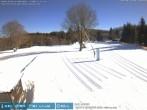 Archiv Foto Webcam Skigebiet Piane di Mocogno - Mittelstation 1 06:00
