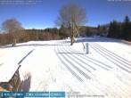 Archiv Foto Webcam Skigebiet Piane di Mocogno - Mittelstation 1 08:00