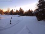 Archiv Foto Webcam Skigebiet Piane di Mocogno - Mittelstation 2 02:00