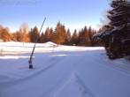Archiv Foto Webcam Skigebiet Piane di Mocogno - Mittelstation 2 04:00