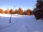 Archiv Foto Webcam Skigebiet Piane di Mocogno - Mittelstation 2 06:00