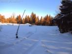 Archiv Foto Webcam Skigebiet Piane di Mocogno - Mittelstation 2 08:00