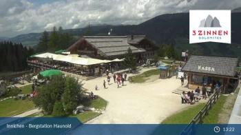 3 Zinnen - Innichen Bergstation Haunold