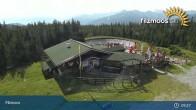Archiv Foto Webcam Filzmoos - Papageno Bergstation 03:00
