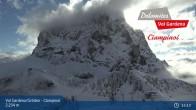 Archiv Foto Webcam Gröden - Ciampinoi Bergstation 10:00