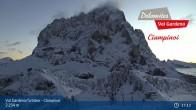 Archiv Foto Webcam Gröden - Ciampinoi Bergstation 14:00