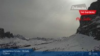 Archiv Foto Webcam Val Gardena - Piz Sella Bergstation 07:00
