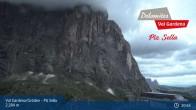 Archiv Foto Webcam Val Gardena - Piz Sella Bergstation 23:00