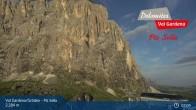 Archiv Foto Webcam Val Gardena - Piz Sella Bergstation 01:00
