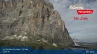 Archiv Foto Webcam Val Gardena - Piz Sella Bergstation 03:00