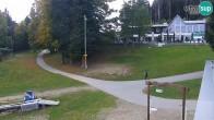 Archived image Webcam Maribor: Beginner Slope at Hotel Bellevue 04:00