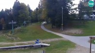 Archived image Webcam Maribor: Beginner Slope at Hotel Bellevue 06:00