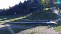 Archived image Webcam Maribor: Beginner Slope at Hotel Bellevue 08:00
