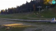 Archived image Webcam Maribor: Beginner Slope at Hotel Bellevue 10:00