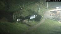 Archived image Webcam Seven Springs Mountain Resort: Base Station Polar Bear Express 20:00