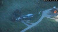 Archived image Webcam Seven Springs Mountain Resort: Base Station Polar Bear Express 00:00