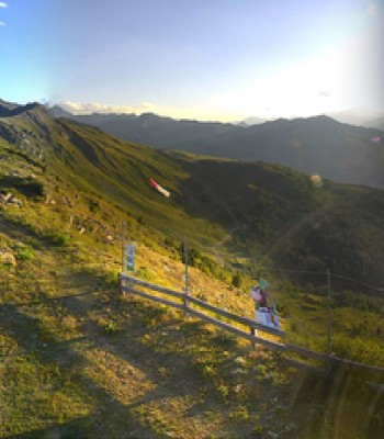 4 Vallées: Thyon - top station Etherolla