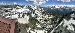 4 Vallées: top station Mont-Fort
