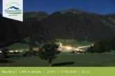 Archiv Foto Webcam Gitschberg Jochtal: Blick auf die Mittelstation Schilling 20:00